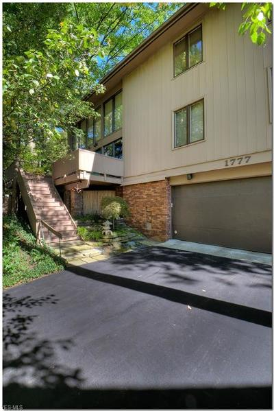 Cleveland Single Family Home For Sale: 1777 South Belvoir Blvd