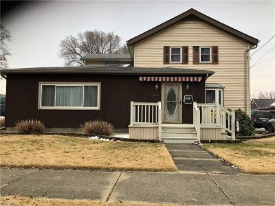 Conneaut Single Family Home For Sale: 252 West Street