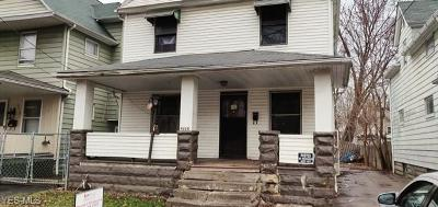 Cleveland Single Family Home For Sale: 4210 Daisy Ave