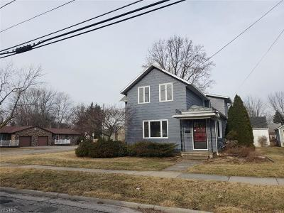 Huron County Single Family Home For Sale: 136 North Hester St