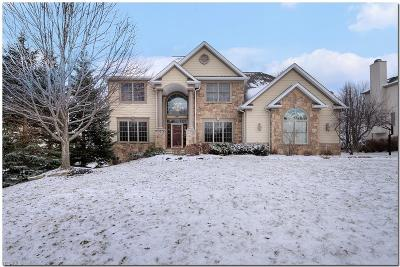Broadview Heights Single Family Home For Sale: 965 Silverbrook Ct