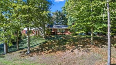 Kent Single Family Home For Sale: 1335 Lake Roger Dr