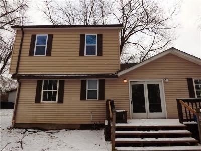 Copley Single Family Home For Sale: 2437 Copley Rd