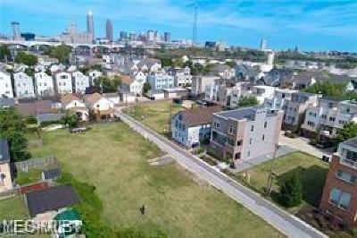 Cleveland Residential Lots & Land For Sale: 2278,2280,2286,2296,2302 West 6th St