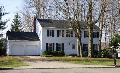 Single Family Home For Sale: 8845 Tanglewood Trl