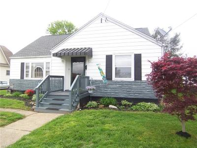 Vienna Single Family Home For Sale: 507 30th St