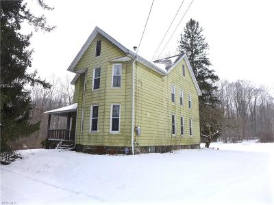 Hubbard Single Family Home For Sale: 2686 Bell Wick Rd