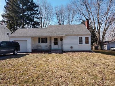 North Ridgeville Single Family Home For Sale: 6908 Root Road