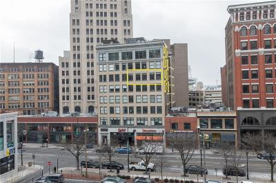 Cleveland Condo/Townhouse For Sale: 750 Prospect Ave East #605