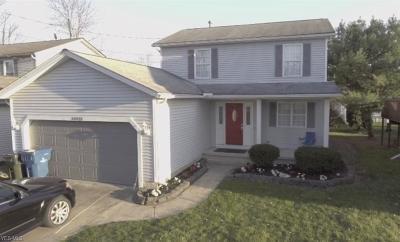 North Ridgeville Single Family Home For Sale: 33923 Washington Blvd