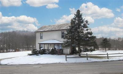 Single Family Home Sold: 2465 Barnhill Rd