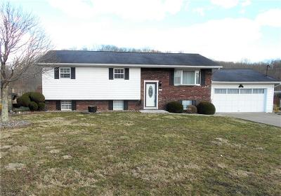 Belpre Single Family Home For Sale: 148 Woodlawn Ave