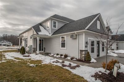 Avon Lake Single Family Home For Sale: 33268 Belladon Ct #25