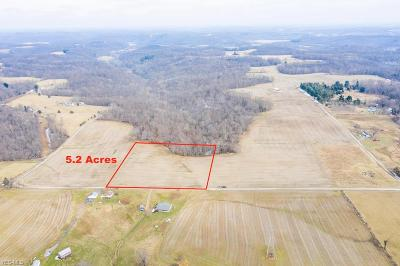 Guernsey County Residential Lots & Land For Sale: Norwalk Rd