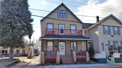 Cleveland Multi Family Home For Sale: 3511 Chatham Ave