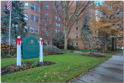 Cleveland Condo/Townhouse For Sale: 13700 Shaker Blvd #709