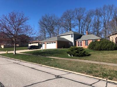 Parma Single Family Home For Sale: 7080 Antoinette Dr