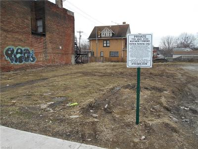 Cleveland Residential Lots & Land For Sale: 4111 Clark Ave