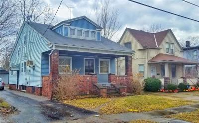 Cleveland Single Family Home For Sale: 3716 East 52nd St