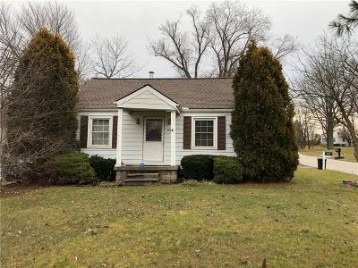 Austintown Single Family Home For Sale: 1065 Ohltown Rd
