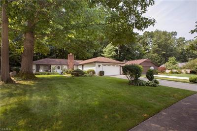 North Ridgeville Single Family Home For Sale: 5816 Bayberry Cir