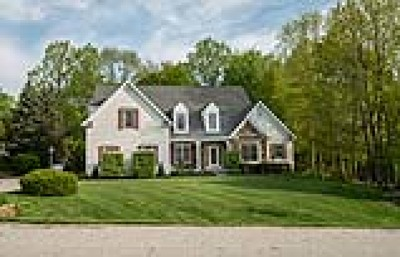Chagrin Falls Single Family Home For Sale: 8050 Bainbrook Dr