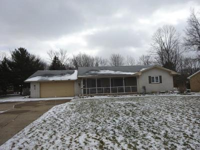 North Royalton Single Family Home For Sale: 4811 Wiltshire Rd