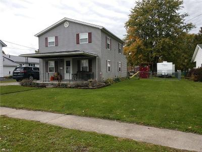 Huron County Single Family Home Contingent: 155 Wood St