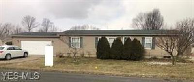 Lorain County Single Family Home For Sale: 326 Stable Dr