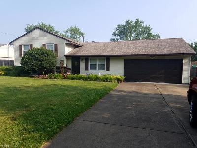 Warren Single Family Home For Sale: 3898 Crestview Ave