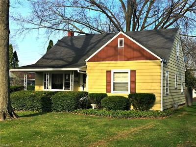 Columbiana Single Family Home For Sale: 234 Court Street