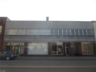 Zanesville OH Commercial For Sale: $1