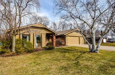 Strongsville Single Family Home For Sale: 14360 Walking Stick Way