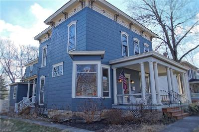 Medina Single Family Home For Sale: 560 South Court St