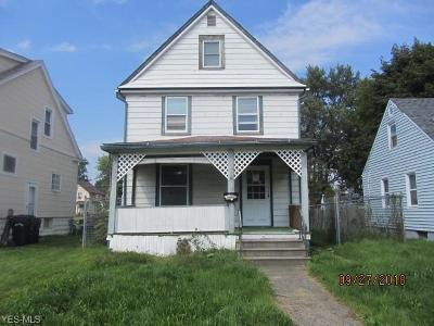 Elyria Single Family Home For Sale: 327 15th St