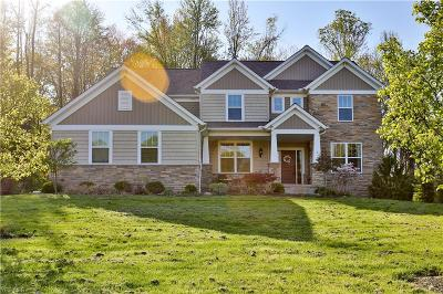 Chagrin Falls Single Family Home For Sale: 7690 Cottonwood Trl