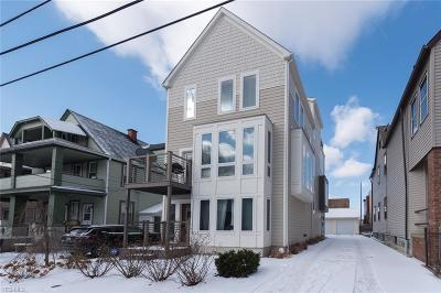 Cleveland Condo/Townhouse For Sale: 1918 East 120th St #F