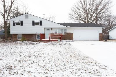 North Ridgeville Single Family Home For Sale: 5832 Wallace Blvd
