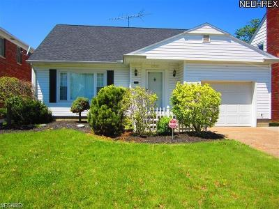 Lorain Single Family Home For Sale: 1506 West Erie Ave
