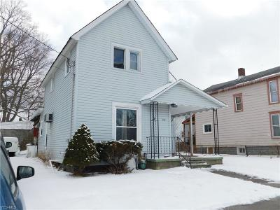 Single Family Home Sold: 280 Orange Street