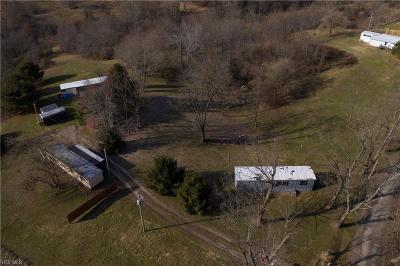 Guernsey County Multi Family Home For Sale: 58185 Nighthawk Rd