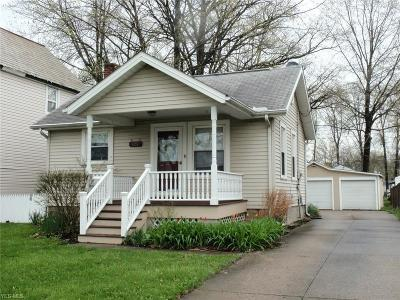 Elyria Single Family Home For Sale: 325 Longford Ave