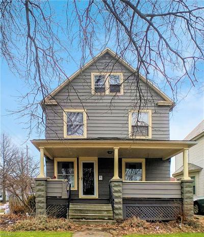 Elyria Single Family Home For Sale: 357 Kenyon Ave