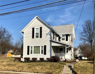Medina County Single Family Home For Sale: 207 North Lyman St