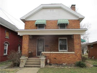 Single Family Home For Sale: 134 North Main St