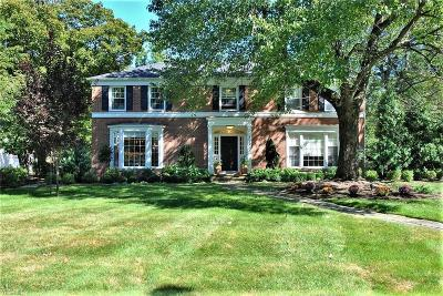 Shaker Heights Single Family Home Contingent: 3025 Glengary Rd