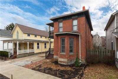 Cleveland Single Family Home For Sale: 4103 Woodbine Ave