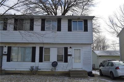 Lorain Single Family Home For Sale: 4623 Riverside Dr