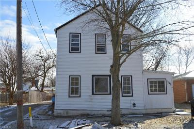 Lorain Single Family Home For Sale: 2235 Lexington Ave