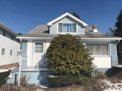 Garfield Heights Multi Family Home For Sale: 11103 Lincoln Ave